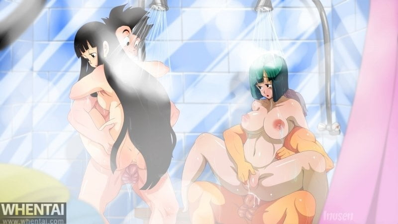 imagenes de dragon ball z porno