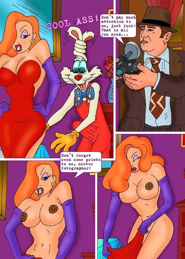 Jessica Rabbit comics
